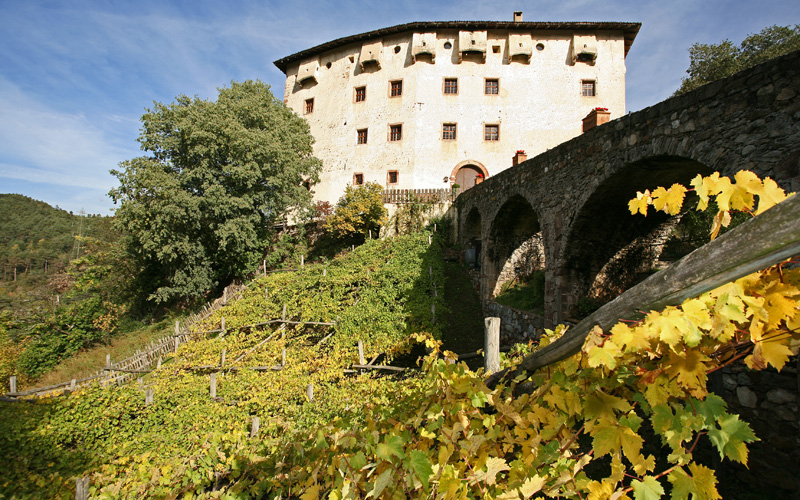 South Tyrol Experience Packages at Merano's Botanical Gardens